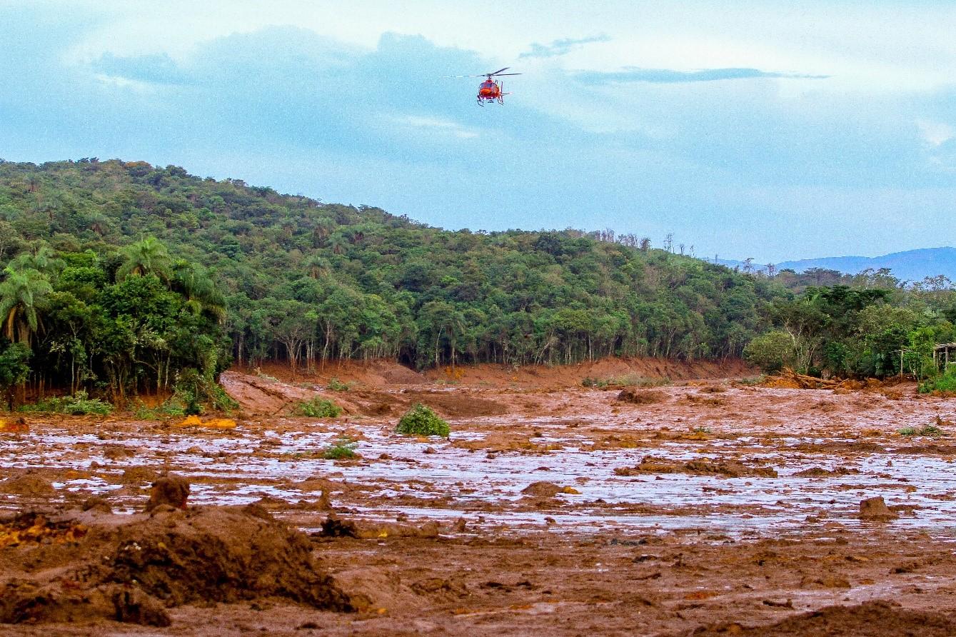 Brumadinho dam failure