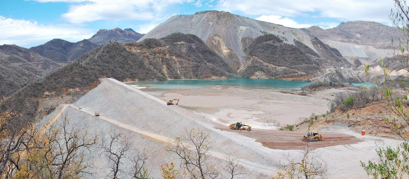 Palmarejo Mine, Mexico