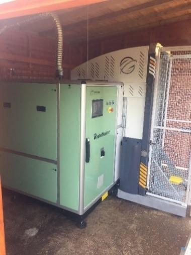 wastemaster unit